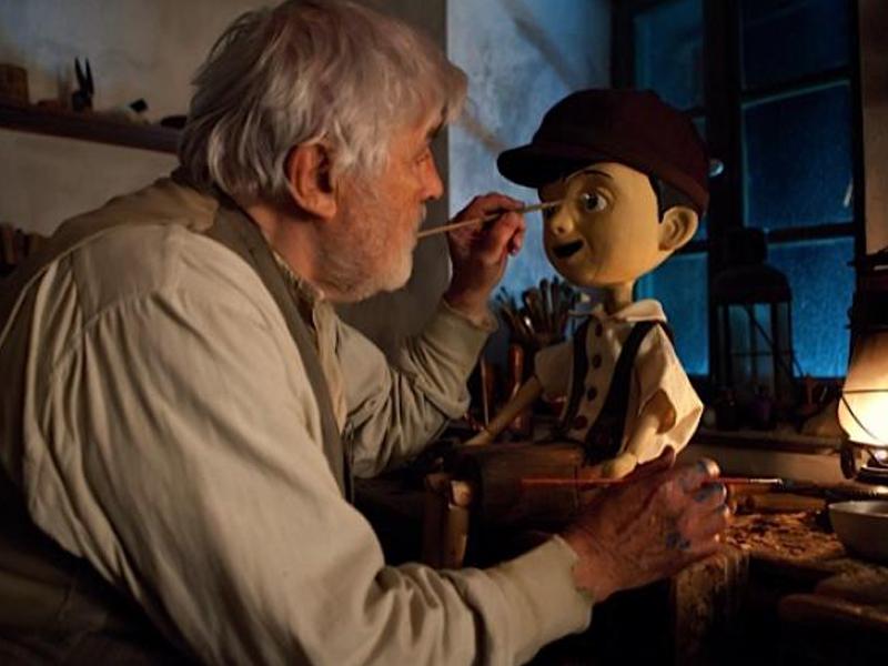 Pinocchio—WDR–FFP